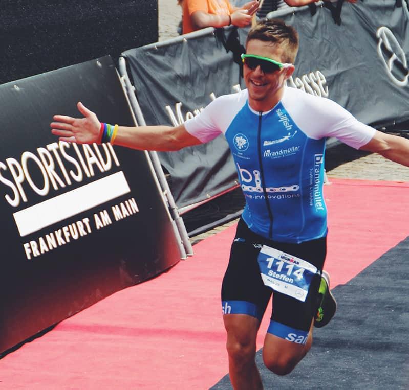 Interview mit einem Triathleten