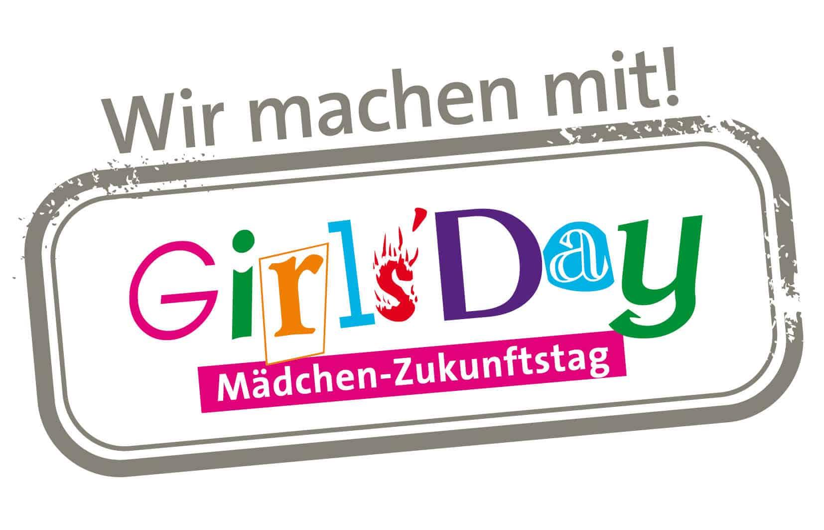 Girls' Day 2018 – wir sind dabei!